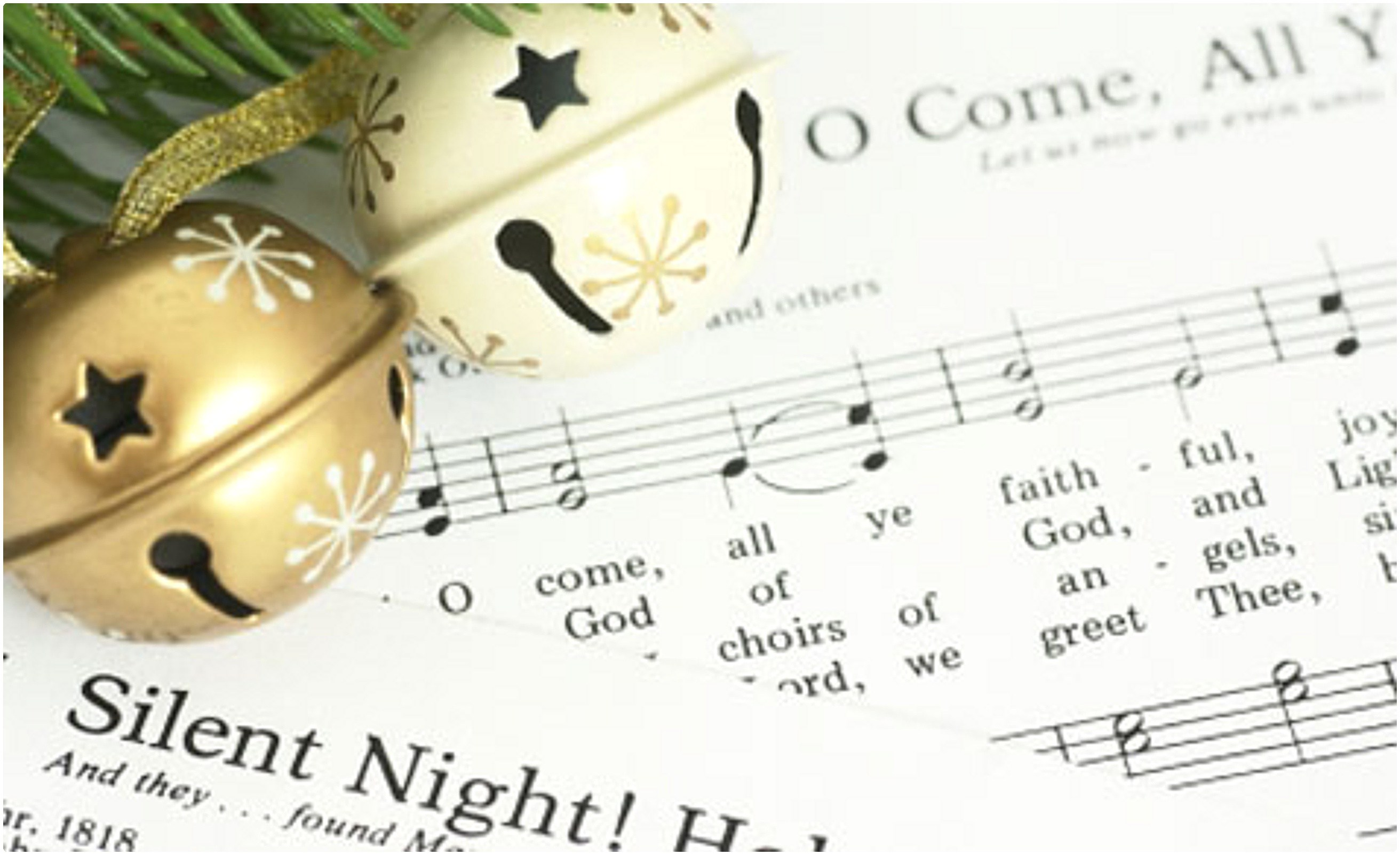 Heights & Lights Carol Sing @ First Congregational Church